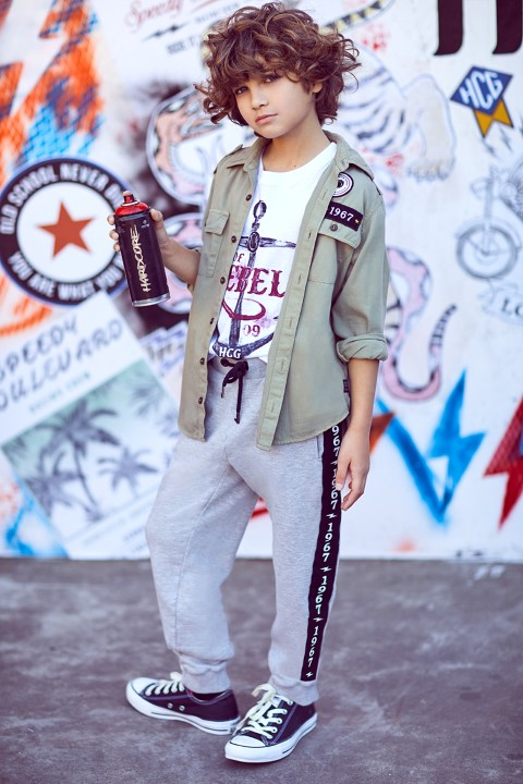 Look 22 Herencia Boys ss19